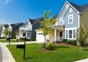 Houses with new roofs - Roofing professional in BEL AIR, ABINGDON, MARYLAND & ABERDEEN, MARYLAND