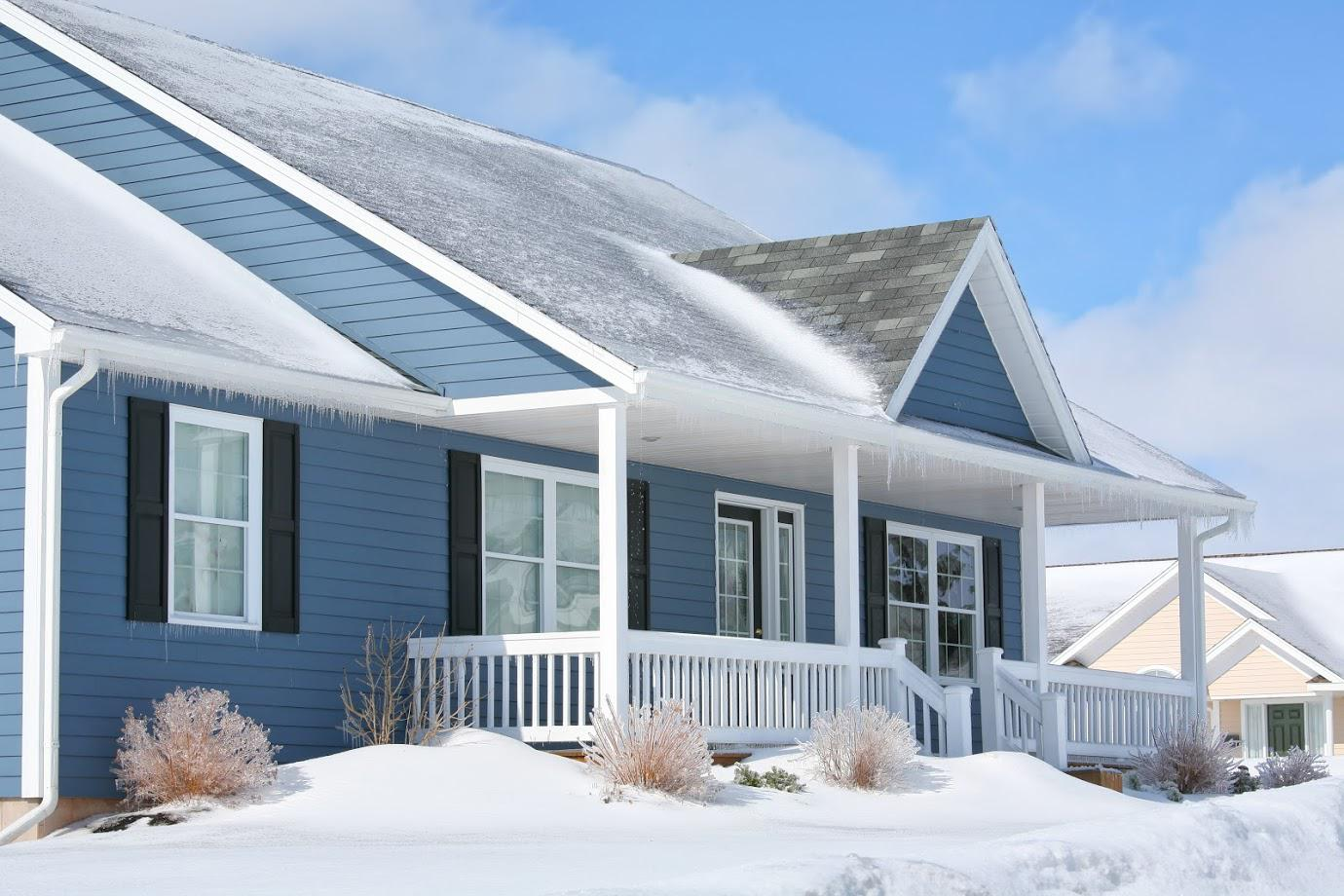 Tighten the Envelope for Winter Roof Efficiency